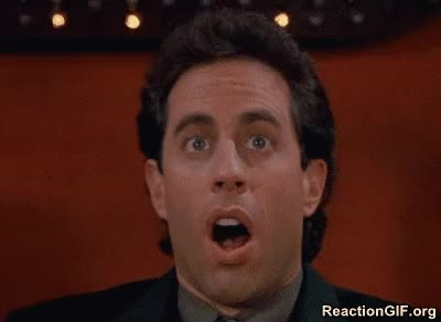 Watch and share Gif-amused-funny-jaw-drop-lol-newman-omg-seinfeld-shocked-surprised-gif GIFs on Gfycat