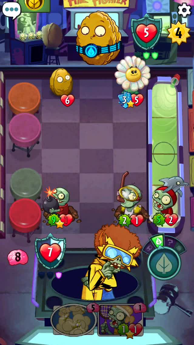 Watch and share Pvzheroes GIFs on Gfycat