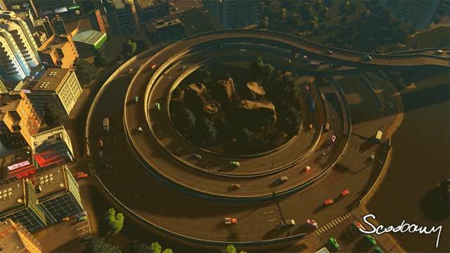 Watch and share Cities-Skylines GIFs by Paweł Mazurek on Gfycat