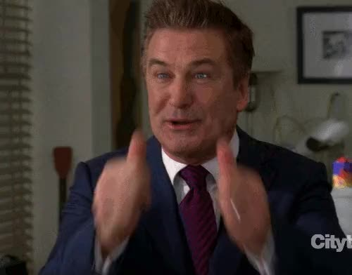 Watch and share Baldwin Agrees GIFs by Reactions on Gfycat