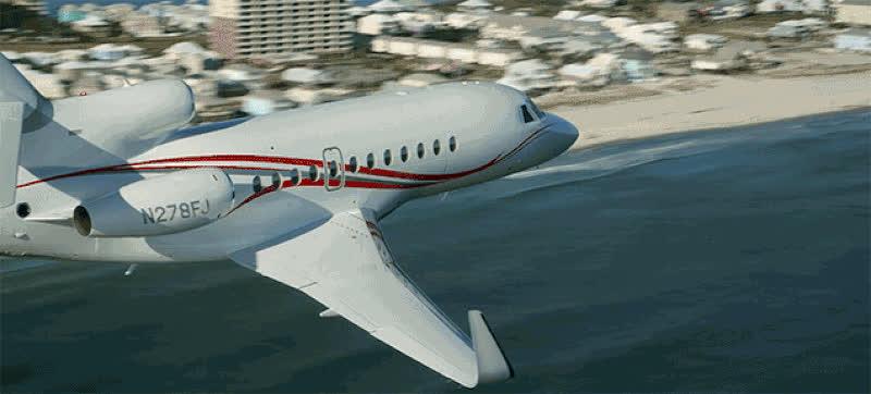 Картинка самолета гифка