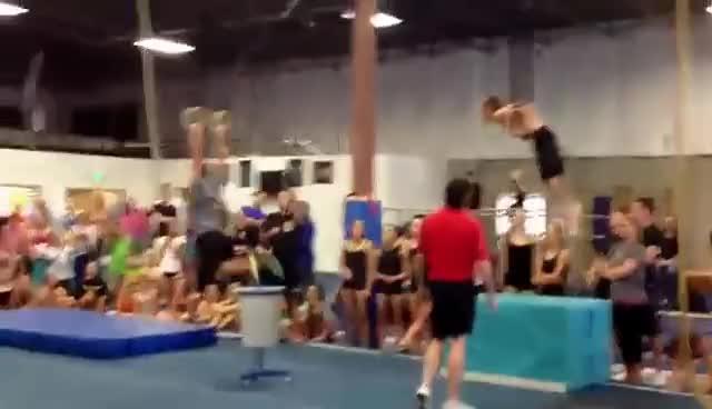 Crossfit vs. Gymnastics GIFs