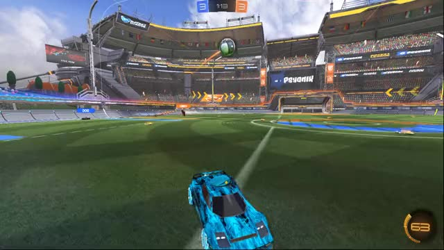 Watch and share Rocket League GIFs and Tornado Flick GIFs on Gfycat