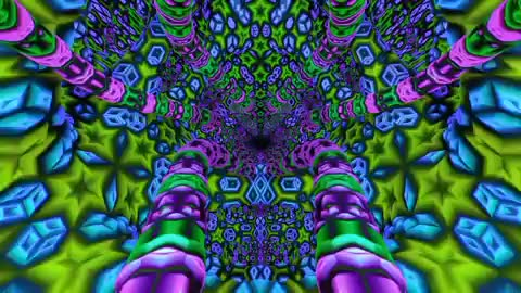 Watch and share Psychedelic GIFs and Digitalart GIFs on Gfycat