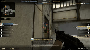TIL you can't wallbang the vent on de_cache • r/GlobalOffensive GIFs