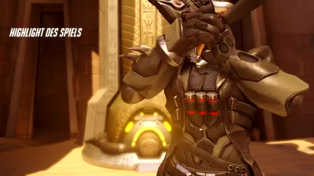Watch and share Overwatch - Www.overpowered.at/overwatch GIFs on Gfycat