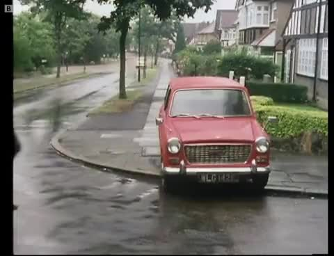 Watch and share Basil Fawlty Thrases Car GIFs on Gfycat