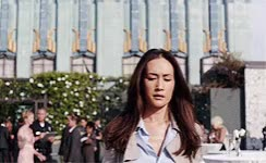 Watch and share Maggie Q GIFs on Gfycat