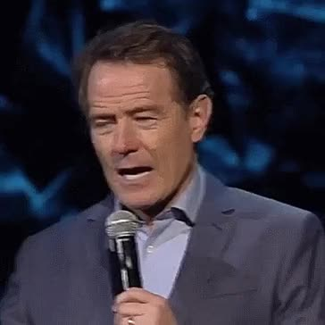 Watch and share Bryan Cranston GIFs and Howardstern GIFs by earthdog on Gfycat
