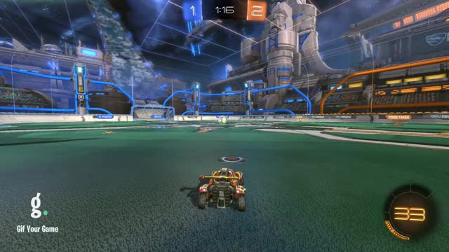 Watch Goal 4: Flypaper GIF by Gif Your Game (@gifyourgame) on Gfycat. Discover more Gif Your Game, GifYourGame, Goal, Poise Time, Rocket League, RocketLeague GIFs on Gfycat
