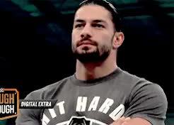 Watch and share Roman Reigns GIFs and Tough Enough GIFs on Gfycat