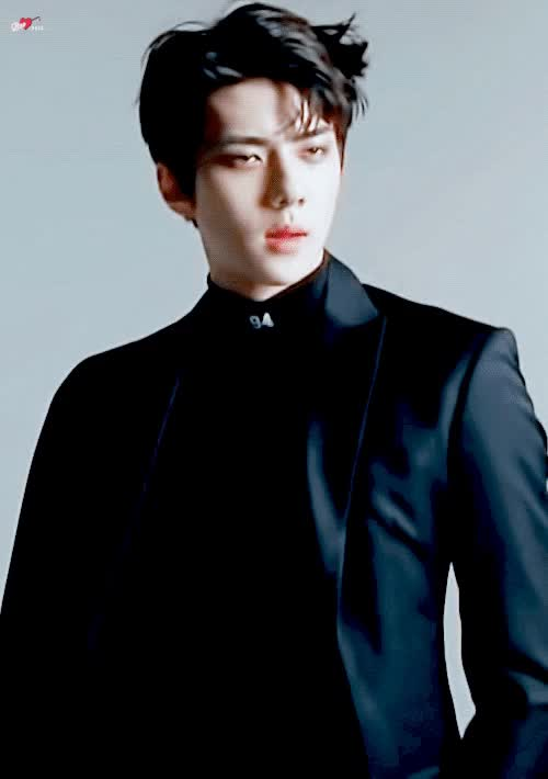 Watch this GIF on Gfycat. Discover more celebs, sehun GIFs on Gfycat