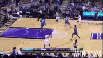 Watch and share Basketball GIFs on Gfycat