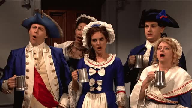 Watch and share Saturday Night Live GIFs and Revolutionary War GIFs by Reactions on Gfycat