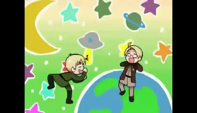 Watch and share Hetalia GIFs and Kawaii GIFs on Gfycat