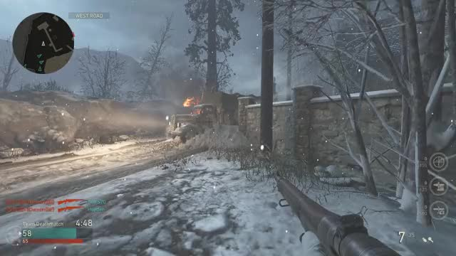 Watch Call of Duty WWII 2019.01.22 - 21.15.21.06.DVR GIF on Gfycat. Discover more callofdutywwii GIFs on Gfycat