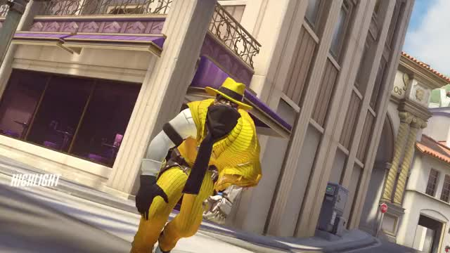 Watch and share Overwatch GIFs and Mccree GIFs by Zerimar (Orlando) on Gfycat