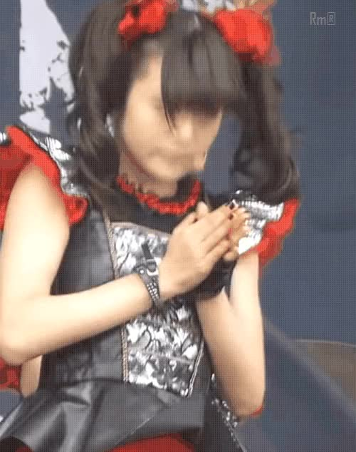 Watch and share Babymetal GIFs and Moametal GIFs on Gfycat