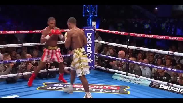 Watch Errol Spence Jr slowly weared down Kell Brook GIF by @redditmedia on Gfycat. Discover more related GIFs on Gfycat