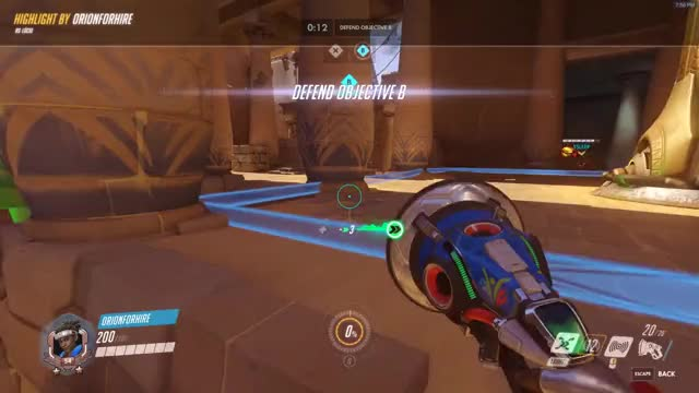 Watch and share LUCIO FIST GIFs by lazaraph on Gfycat