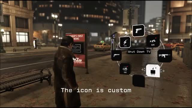 "Watch and share Watch_Dogs : Unused Hack ""Shut Down TV"" GIFs on Gfycat"