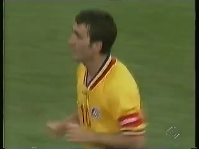 Watch WORLD CUP 1994 SWITZERLAND-ROMANIA 1 1 GIF on Gfycat. Discover more 1994, cup, world GIFs on Gfycat