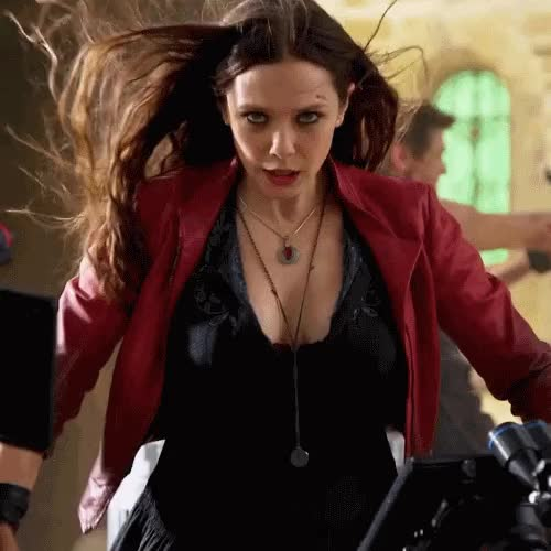 Watch and share Scarlet Witch GIFs by Super Witch on Gfycat
