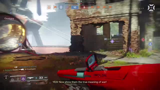 Watch and share Audaxify GIFs and Destiny2 GIFs by Gamer DVR on Gfycat