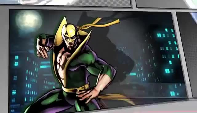 Watch this iron fist GIF on Gfycat. Discover more capcom, fist, iron, iron fist, marvel, umvc3 GIFs on Gfycat