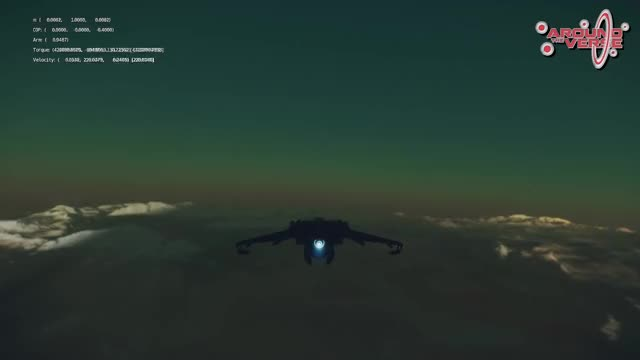 Watch atmospheric flight star citizen GIF by Star Citizen News (@starcitizennews.fr) on Gfycat. Discover more cloud imperium, roberts space industries, star citizen GIFs on Gfycat