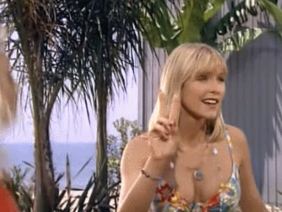 Pamela Anderson Speaks to French Parliament GIFs