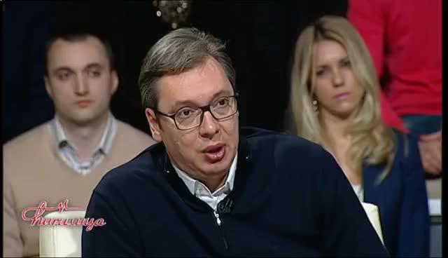 Watch and share Cirilica-Aleksandar Vucic Sa Roditeljima.Premijer,prvi Put - Sasvim Privatno!(TV Happy 30.03.2017) GIFs on Gfycat