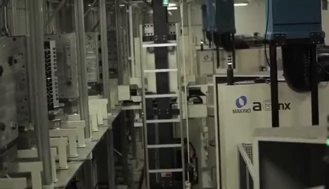 Enhancing Aerospace Manufacturing Productivity and Profitability at UMII GIFs