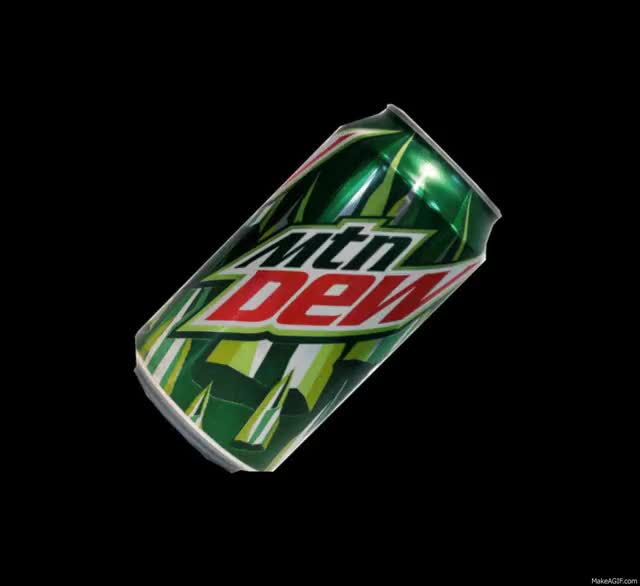 Watch and share Spinning Mountain Dew GIFs on Gfycat
