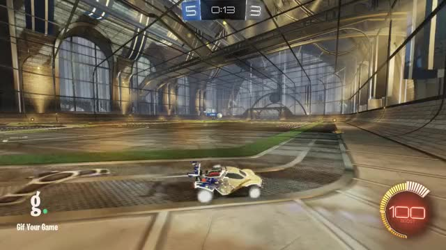 Watch Goal 9: Dabble GIF by Gif Your Game (@gifyourgame) on Gfycat. Discover more Dabble, Gif Your Game, GifYourGame, Goal, Rocket League, RocketLeague GIFs on Gfycat