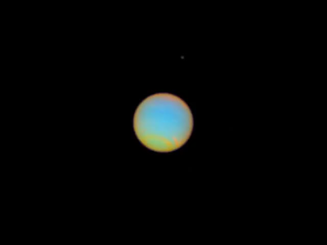 hubble space telescope, neptune, space GIF | Create ...
