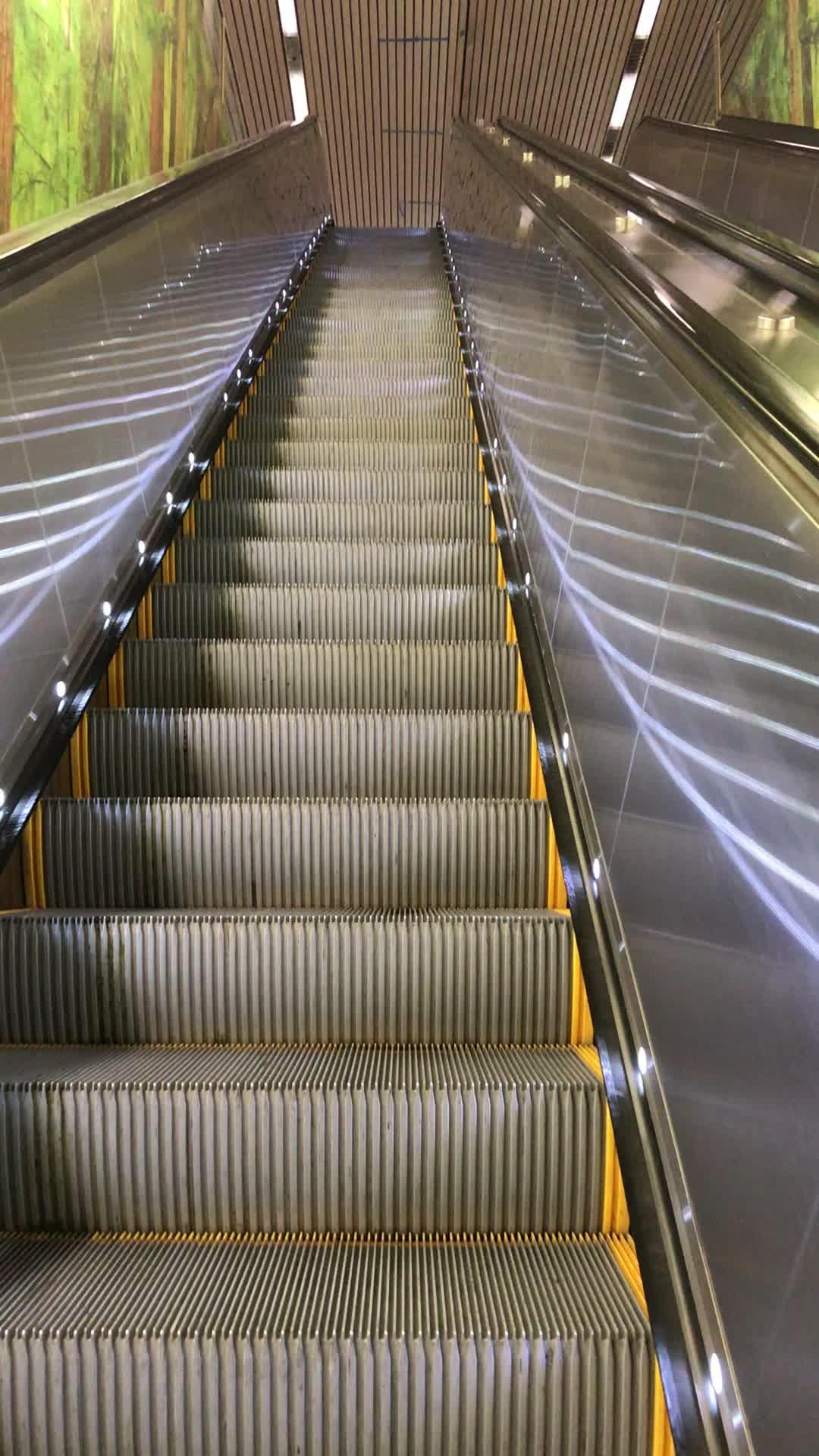 Oddly satisfying , Escalator lights GIFs