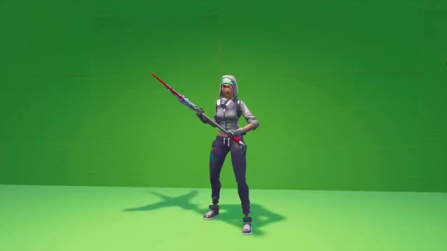 FORTNITE ORANGE JUSTICE DANCE GREEN SCREEN | Fortnite Battle Royale