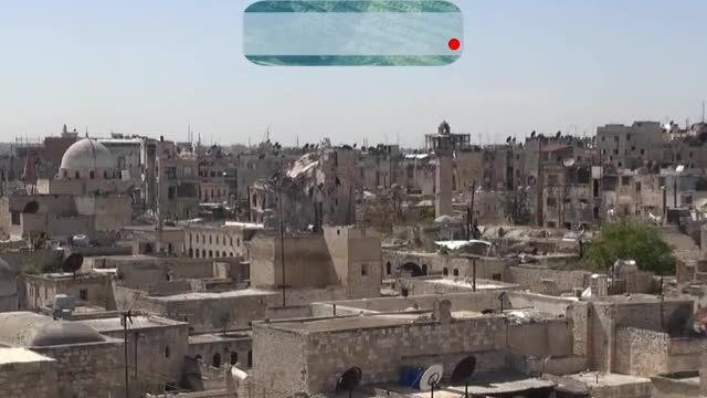 Watch and share Syria: Large Explosion, Huge Shockwave. (reddit) GIFs by forte3 on Gfycat