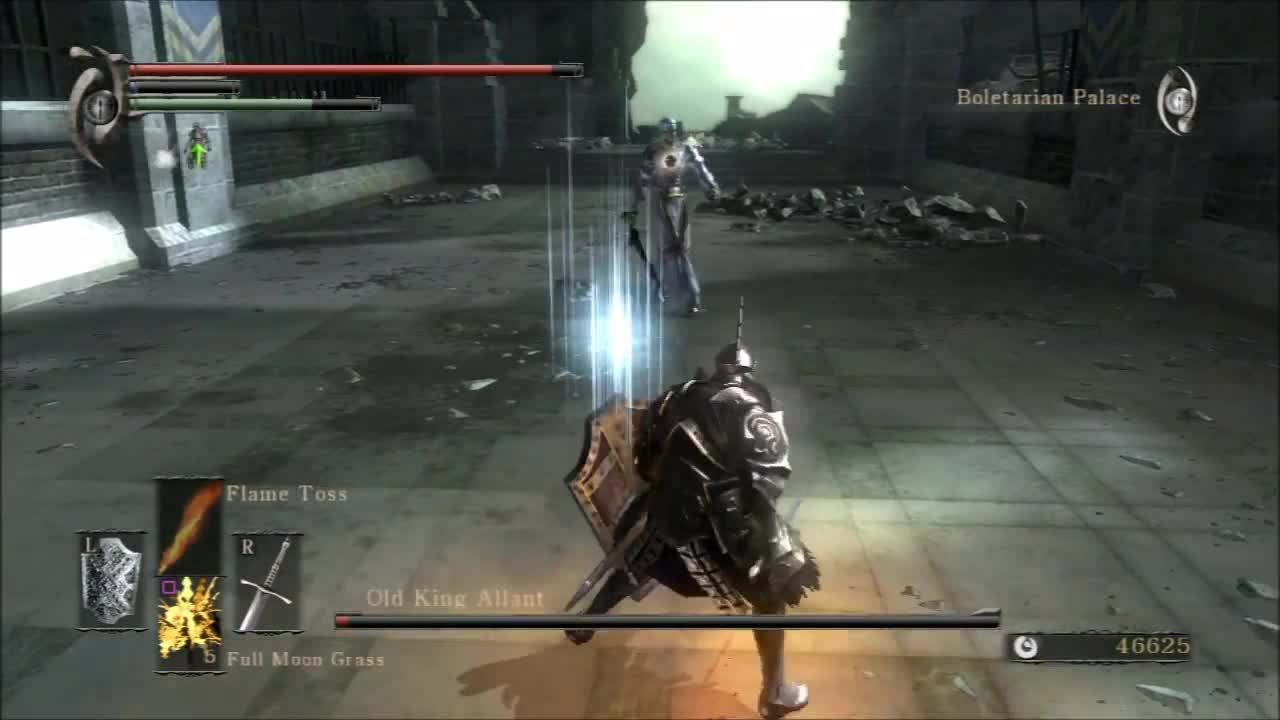 demonssouls, golden, plays, Golden Era Plays Demon's Souls part 70 - Old King Allant GIFs