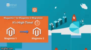 Watch and share Magento 1 To Magento 2 Migration GIFs by WillShall on Gfycat