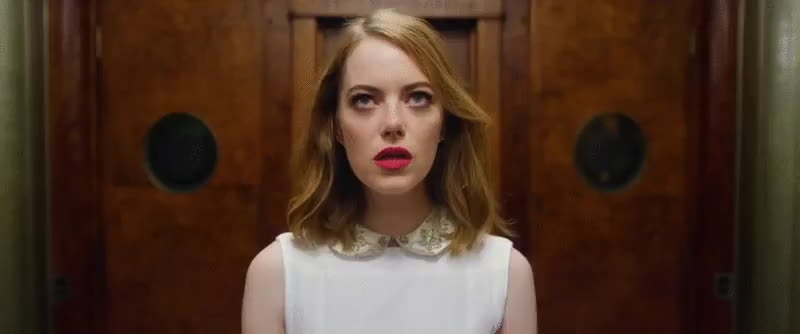 deal, dealwithit, sfwredheads, Deal with it, Emma Stone GIFs