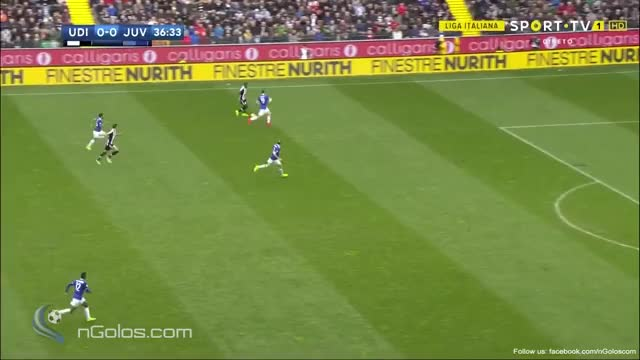 Watch and share Udinese 1-0 Juventus (www.nGolos.com) GIFs on Gfycat
