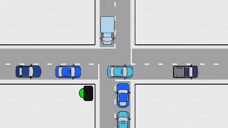Watch and share Cgp Gray Traffic GIFs by Popular Science on Gfycat