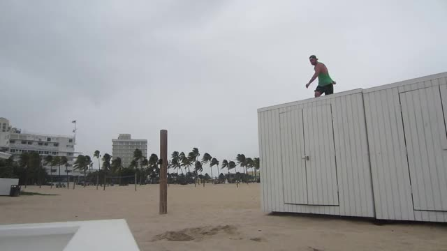 Watch and share Double Sideflip GIFs and Freerunning GIFs by Tommi Thor on Gfycat