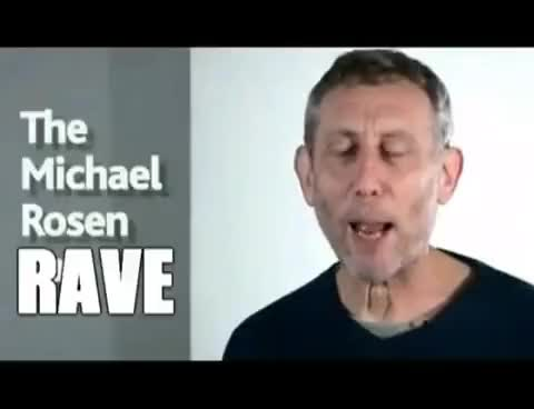 Watch and share Michael Rosen GIFs and Crazy GIFs on Gfycat