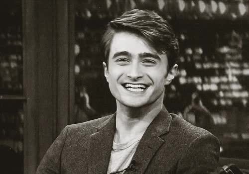 Watch this celebrities GIF on Gfycat. Discover more celebrities, celebrity, celebs, daniel radcliffe, laughing GIFs on Gfycat