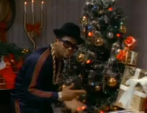Watch and share RUN-DMC - Christmas In Hollis (Video) GIFs on Gfycat