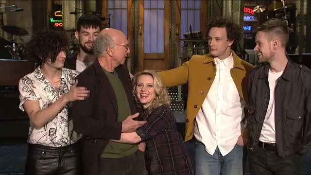 Watch this larry david GIF on Gfycat. Discover more kate mckinnon, larry david, saturday night live, snl GIFs on Gfycat