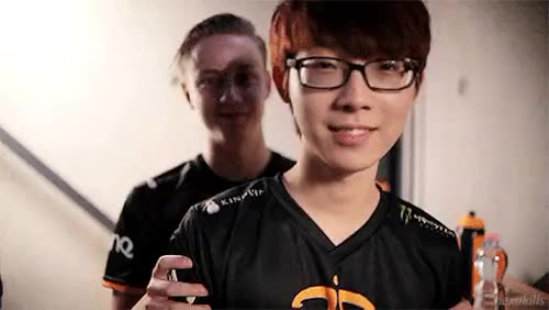 Watch aka hexakills GIF on Gfycat. Discover more ahhhhh, fnatic, gif, league of legends, life of legends, m, ok im stop, reignover, rekkles GIFs on Gfycat